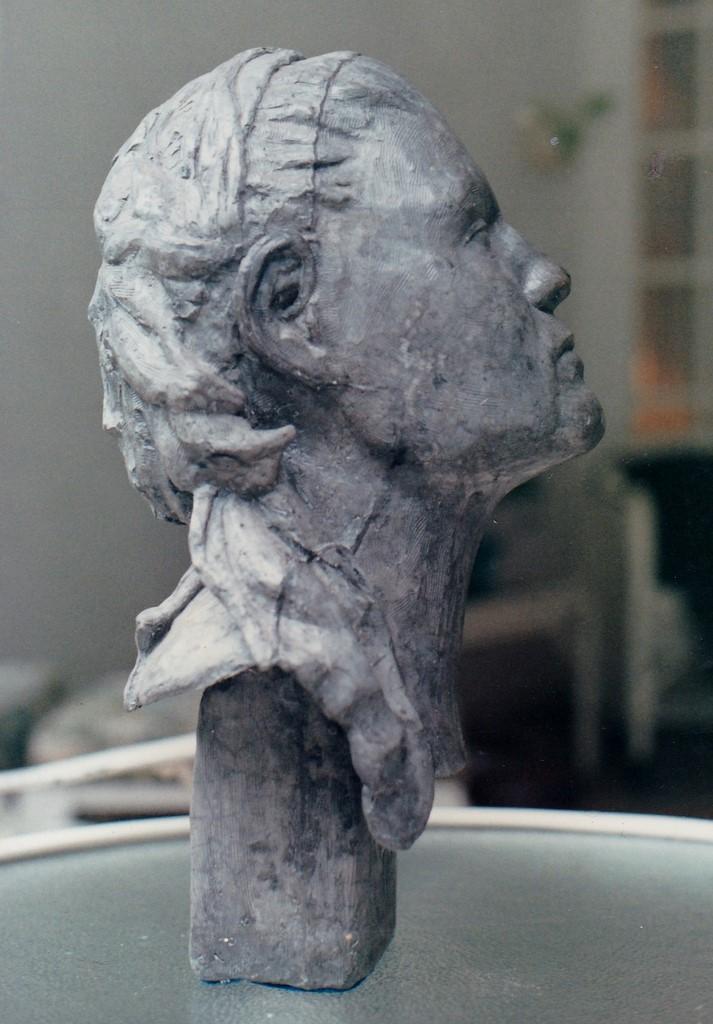 Portrait Bust – Self